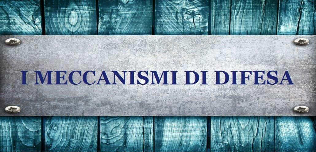 MECCANISMI DI DIFESA 1